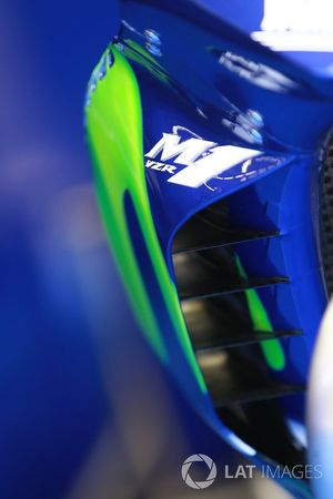 Yamaha fairing van Valentino Rossi, Yamaha Factory Racing