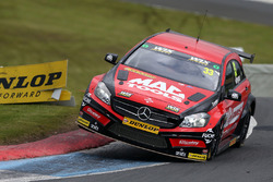 Adam Morgan, Ciceley Motorsport Mercedes Benz A-Class