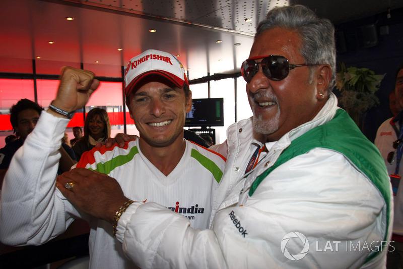 Для индийской команды это был просто ошеломляющий успех – и при этом его нельзя было назвать чудом, ведь Force India на протяжении всего уик-энда была быстра. Трасса в Спа просто идеально подходила VJM02