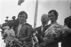 Подиум: победитель Анхель Нието, второе место – Ян де Врис