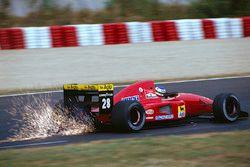 Ivan Capelli, Ferrari