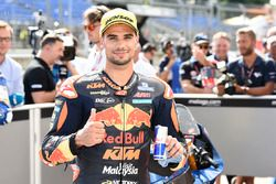 Second place Miguel Oliveira, Red Bull KTM Ajo