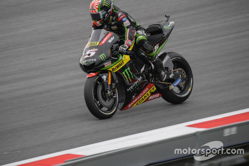 4. Johann Zarco, Monster Yamaha Tech 3