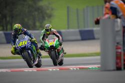 Valentino Rossi, Yamaha Factory Racing, Aleix Espargaro, Aprilia Racing Team Gresini