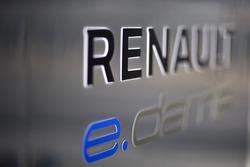 Renault e.Dams logo