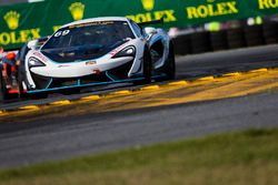 #69 Motorsports In Action, McLaren GT4: Jesse Lazare, Chris Green