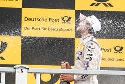 Podium: Bruno Spengler, BMW Team RBM, BMW M4 DTM