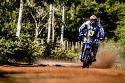 #18 Yamaha Official Rally Team: Alessandro Botturi