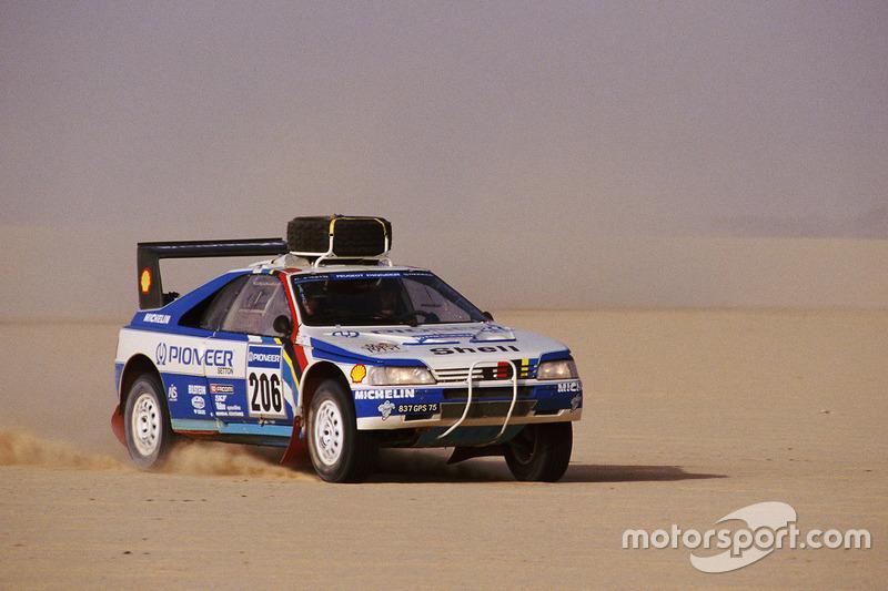 Jacky Ickx, 1 Dakar