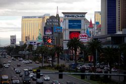 Strip in Las Vegas