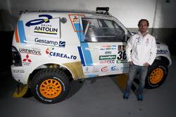 Pedro López, Mitsubishi