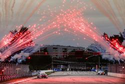 Il vincitore Johan Kristoffersson, PSRX Volkswagen Sweden, VW Polo GTi