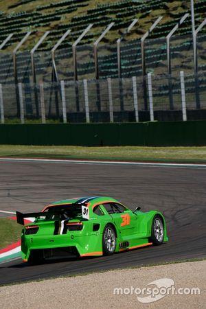 Roberto Benedetti, The Club Motorsport