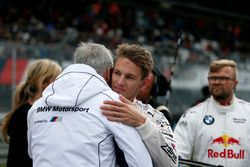 Jens Marquardt, BMW Motorsport Director and Marco Wittmann, BMW Team RMG, BMW M4 DTM