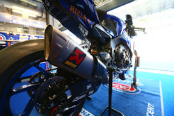 Michael van der Mark, Pata Yamaha bike