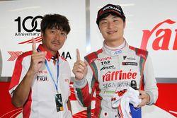 Polesitter, Kenta Yamashita, KONDO RACING