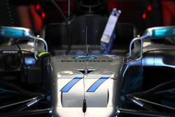 Автомобиль Mercedes-Benz F1 W08 Hybrid Валттери Боттаса