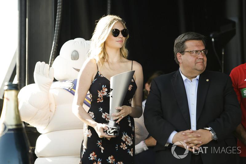 Denis Coderre, alcalde de Montreal, Kate Upton