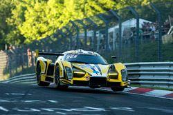 #704 Traum Motorsport, SCG SCG003C: Jeff Westphal, Franck Mailleux, Andreas Simonsen, Felipe Fernand