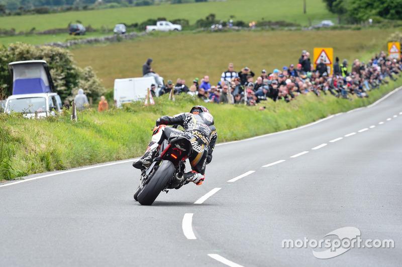 Supersport TT 1: 3. Platz - Peter Hickman, Triumph