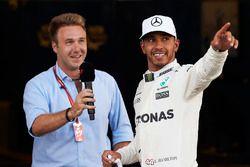 Pole, Lewis Hamilton, Mercedes AMG F1, Davide Valsecchi