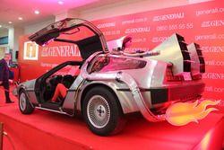 DMC Delorean Sci-fi, Istanbul Auto Show 2017
