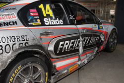 Unfallauto von Tim Slade, Brad Jones Racing Holden