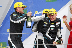 Podio GTE-Am: Christian Ried, Matteo Cairoli, Dempsey Proton Competition