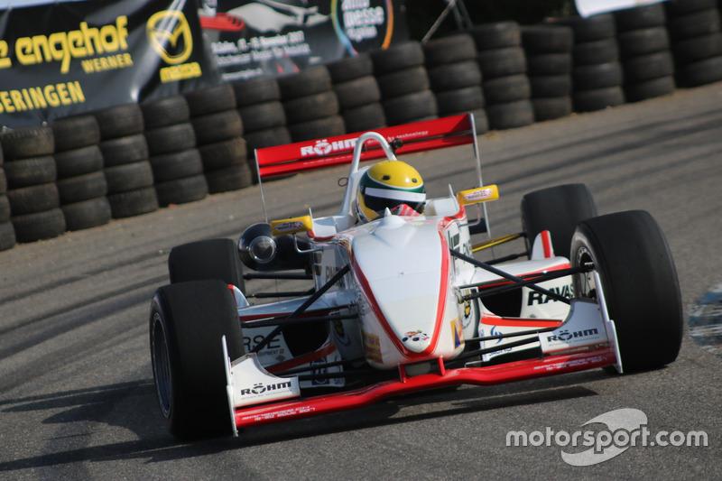 Christophe Weber, Dallara F302/04-Spiess, Ecurie des Ordons
