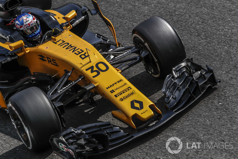 Palmer ni siquiera acabará el año con Renault