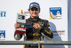 Troisième place : Pietro Fittipaldi, Lotus