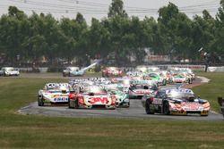 Facundo Ardusso, JP Racing Dodge, Mariano Werner, Werner Competicion Ford, Juan Marcos Angelini, UR