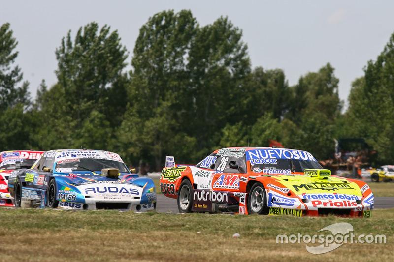 Jonatan Castellano, Castellano Power Team Dodge, Martin Ponte, GT Racing Dodge