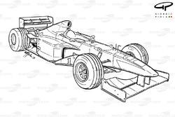 Williams FW20