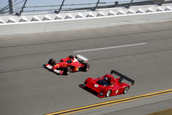 Ferrari 333SP et Ferrari F2001B