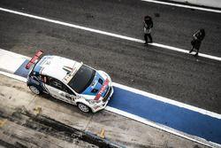 Паоло Андреуччи и Анна Андреусси, Peugeot 208 T16
