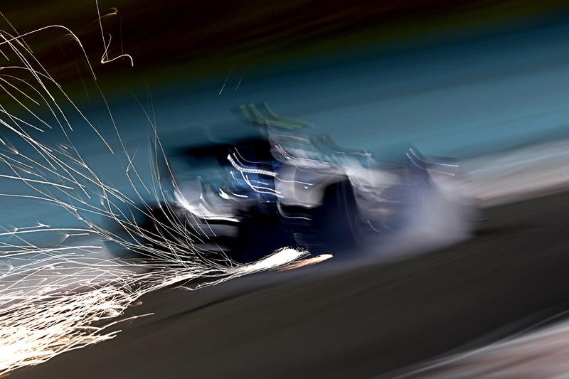 GP d'Abu Dhabi : Valtteri Bottas (Williams)