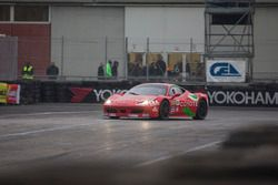 Gabriele Lancieri, Ferrari 458 Challenge