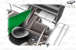 Задняя подвеска Minardi PS04B