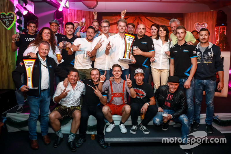 Josh Files, Target Competition, Honda Civic Type R-TCR mit dem Team