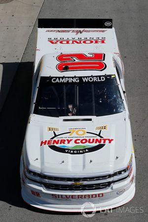 Timothy Peters, Henry County / autosbynelson.com Chevrolet Silverado