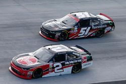 Austin Dillon, Richard Childress Racing Chevrolet Jeremy Clements, Jeremy Clements Racing Chevrolet