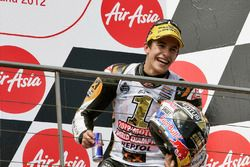 Marc Marquez, 2012 Moto2 World Champion
