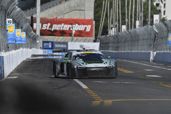 #44 Magnus Racing, Audi R8 LMS: John Potterr