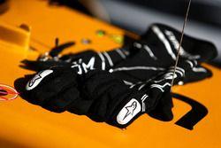 Handschuhe: Renault F1 Team