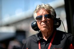 Mario Andretti, dueño de Andretti Autosport team