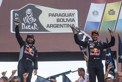 Cyril Despres, David Castera, Peugeot Sport