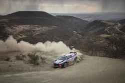Хейден Пэддон и Джон Кеннард, Hyundai i20 Coupe WRC, Hyundai Motorsport