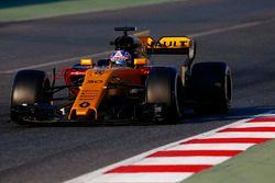 Джолион Палмер, Renault Sport F1 RS 17