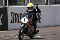 Кадзуёси Хосино, Honda RC 164